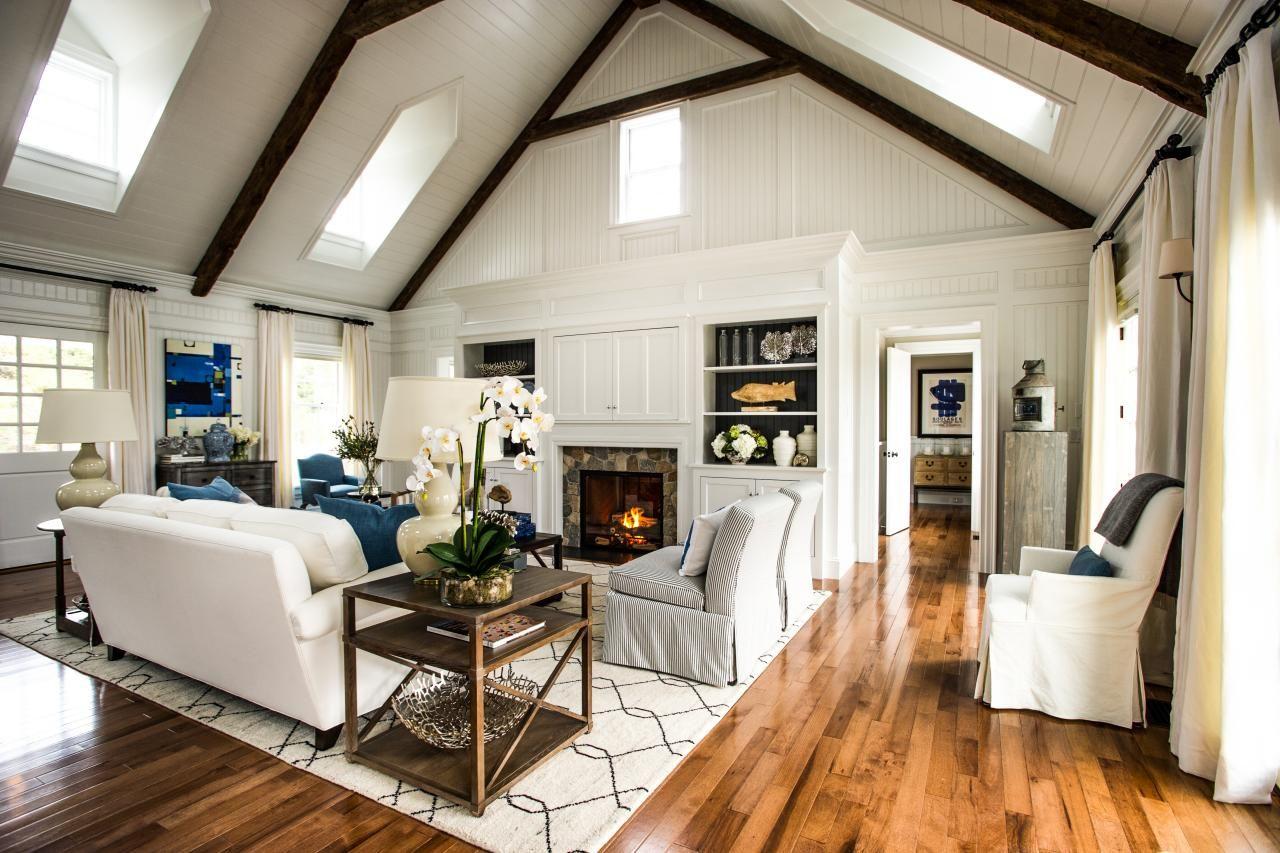 Family Room Decoration Home 2015: HGTV Dream Home 2015   Coastal Escape   Hgtv  Room and Living rooms,