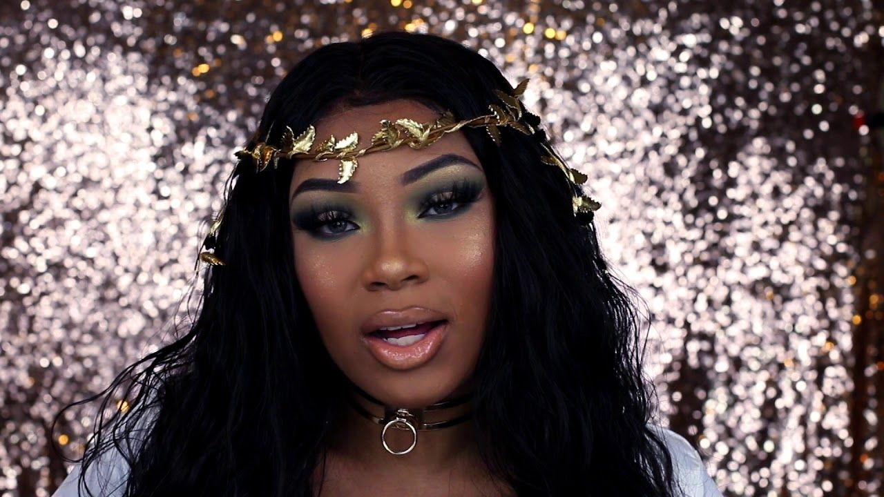 Nicki Minaj Regret In Your Tears INSPIRED MAKEUP