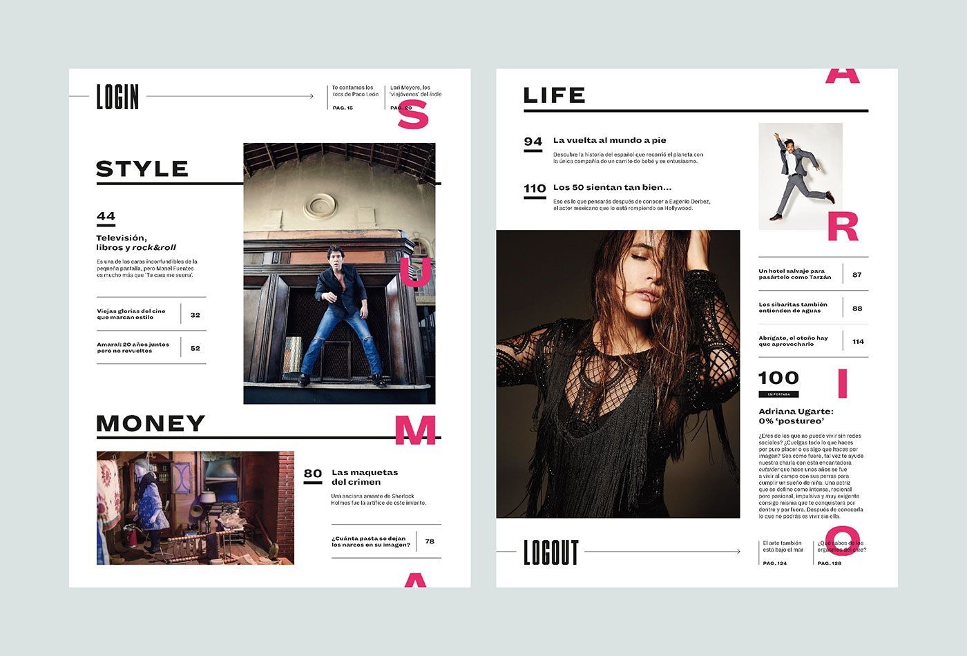 Mine Magazine is a monthly Spanish lifestyle publication. Our aim ...
