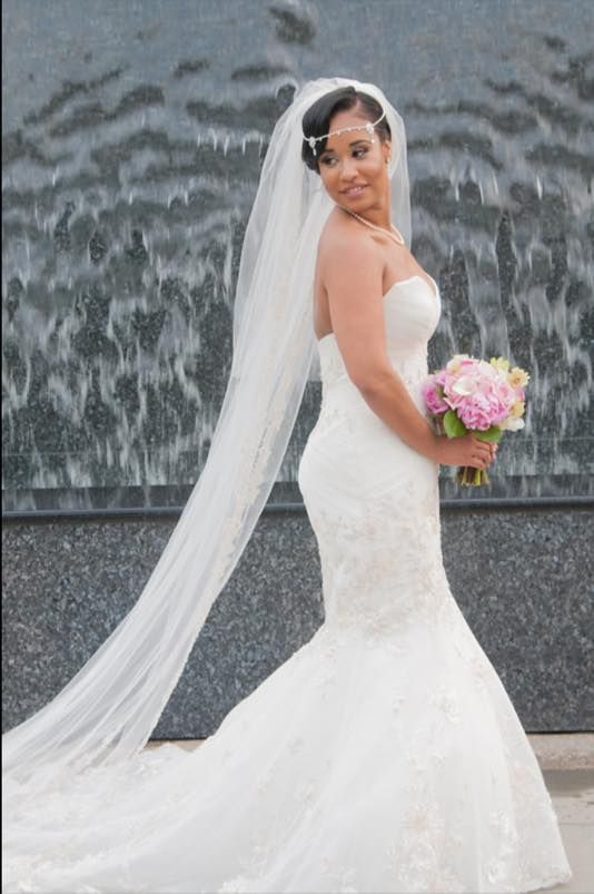 Look how #GORGEOUS Valerie looked during her wedding earlier this ...