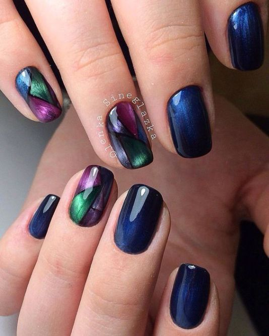 Fall/ Winter 2018-2019 Nail Trends