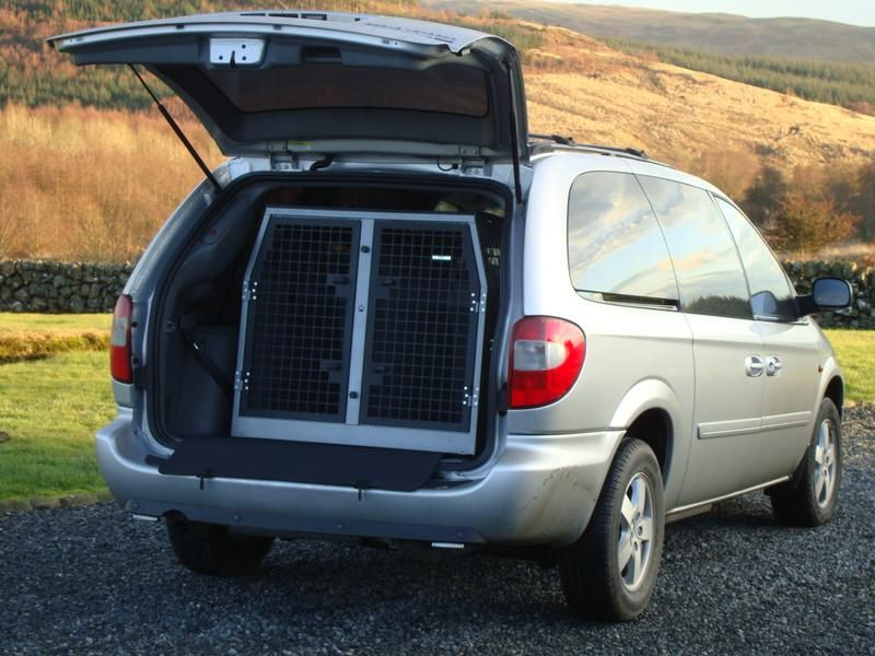 Dog Crates Dog Cages Transk9usa Chrysler Town And Country