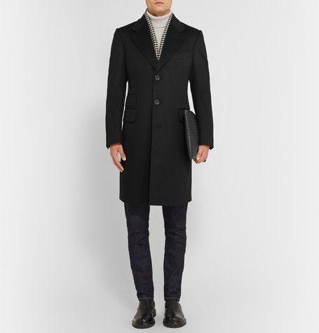 2019 discount sale best prices structural disablities Tom Ford Slim-Fit Cashmere Coat   Camel Coat   Cashmere coat ...