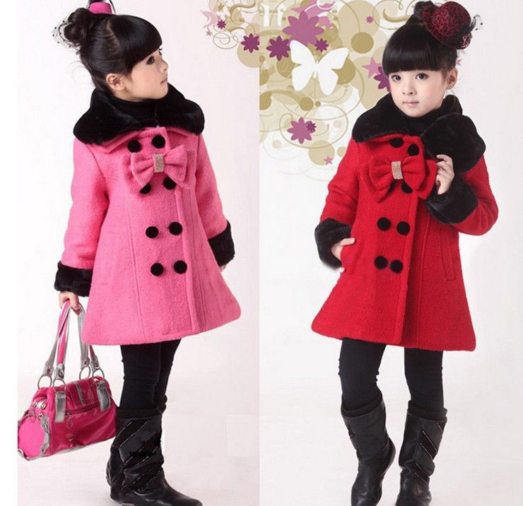Coats For Kids Girls
