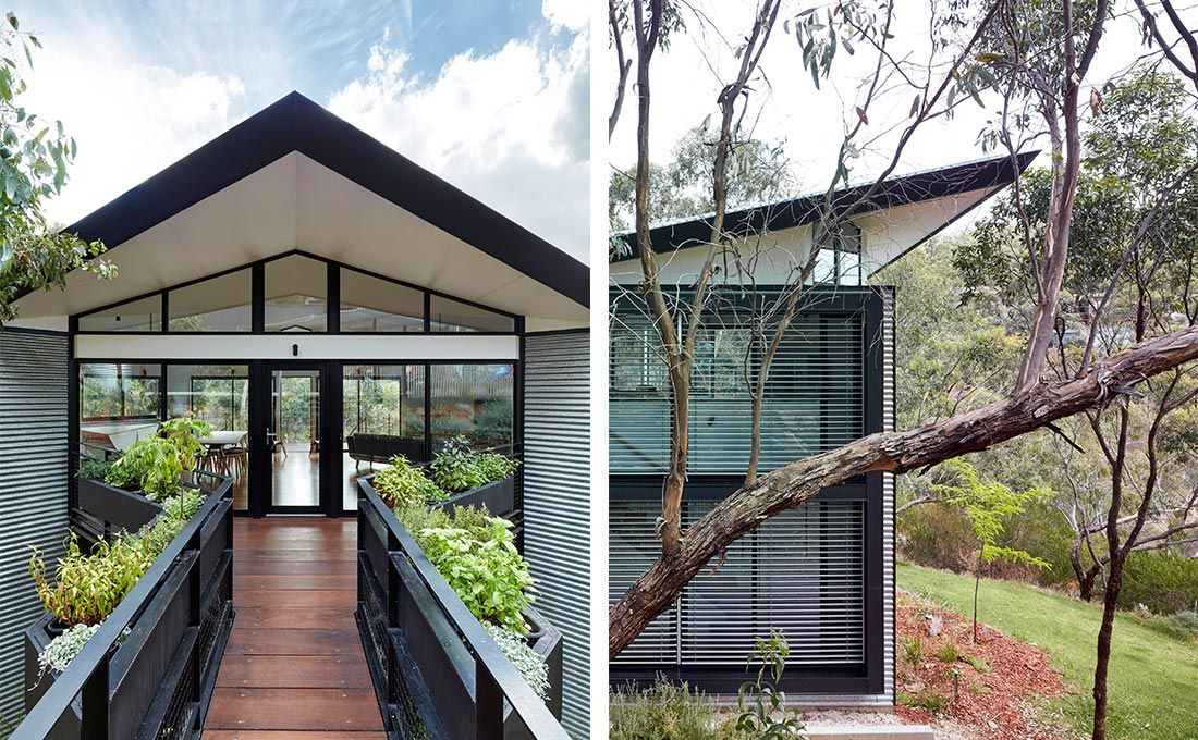 Tess And Michael S House Max Pritchard Gunner Architects