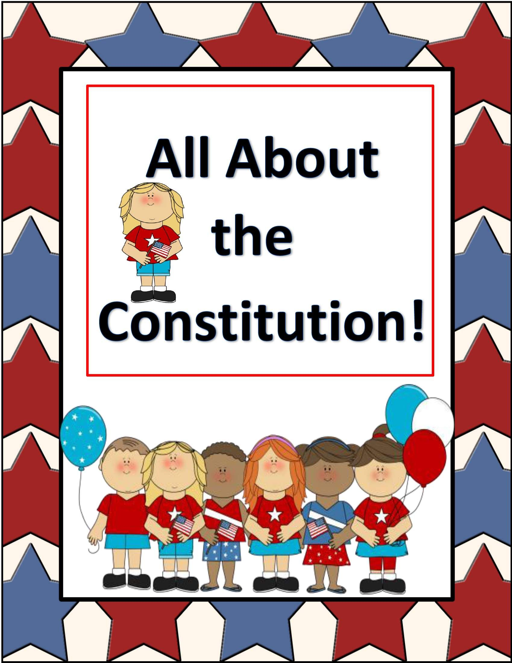 Constitution Day Amp Constitution Week Activities Printables Lesson Plans And Resources
