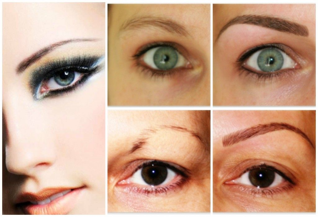 cejas maquillaje permanente