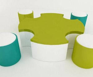 5 Fun Furniture Pieces That Function Like Puzzles
