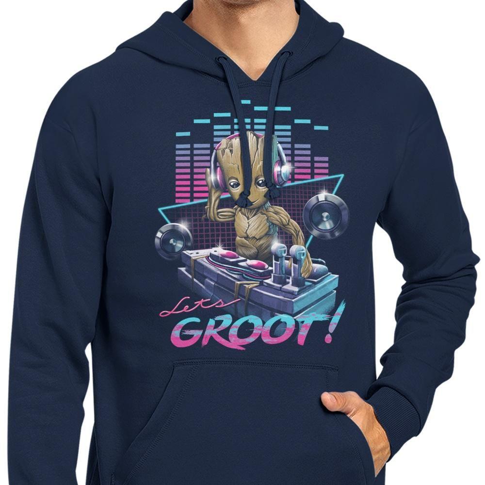 DJ Groot - Hoodie.