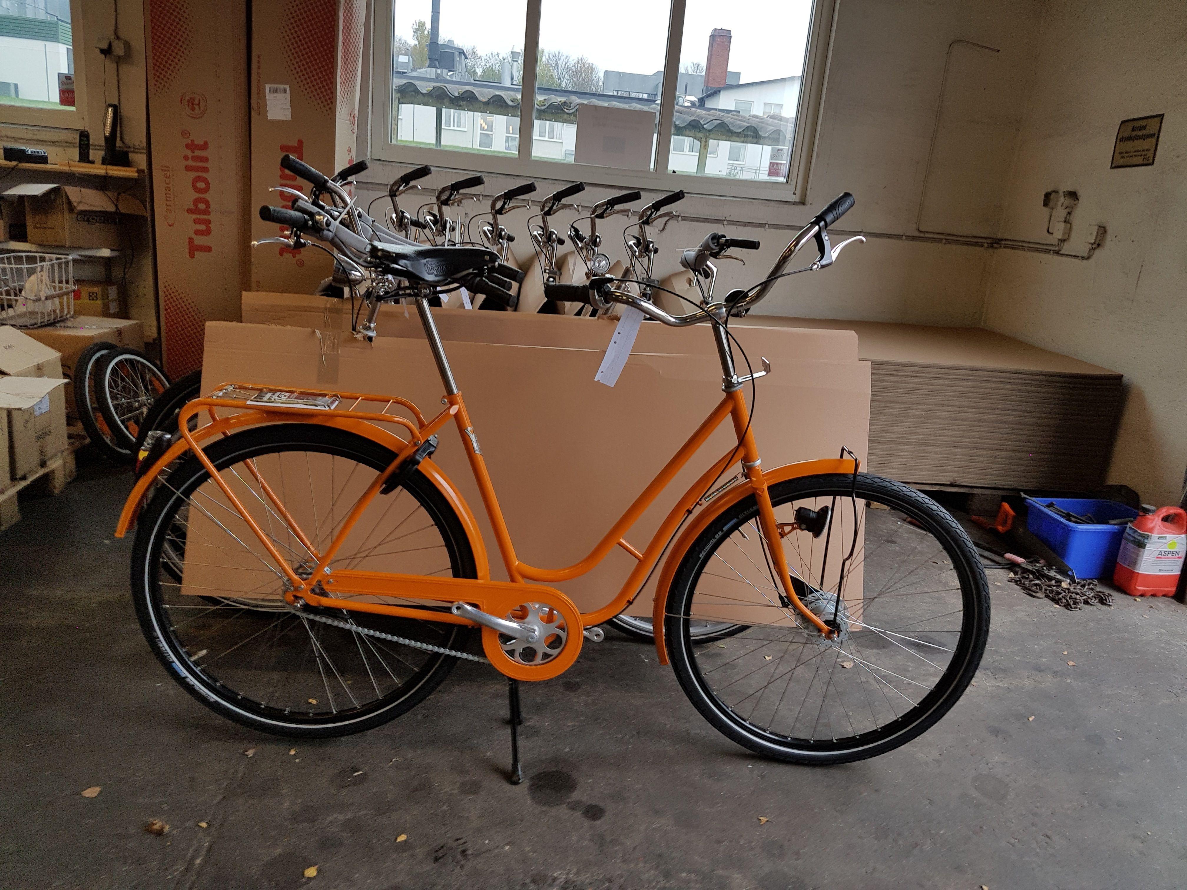Pronto el color naranja será una opción a la hora de elegir tu nueva ...