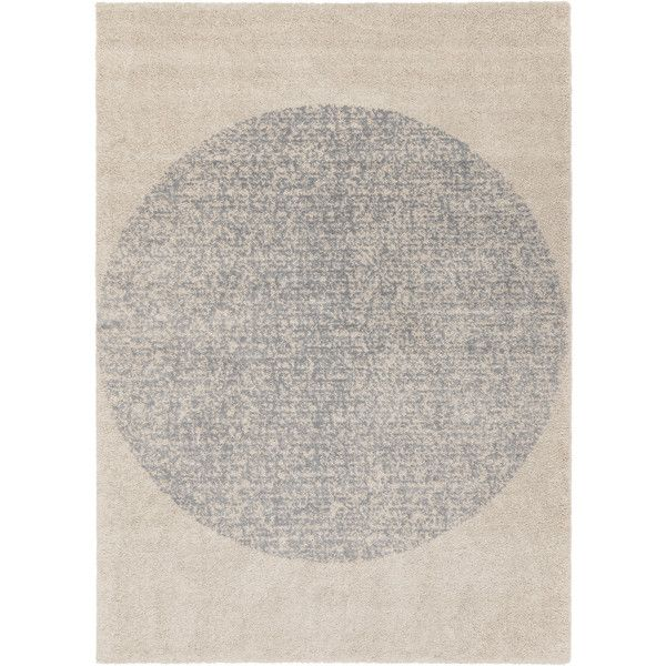 SKARRESO Rug High Pile Grey 7520 RUB Via Polyvore Featuring Home Rugs