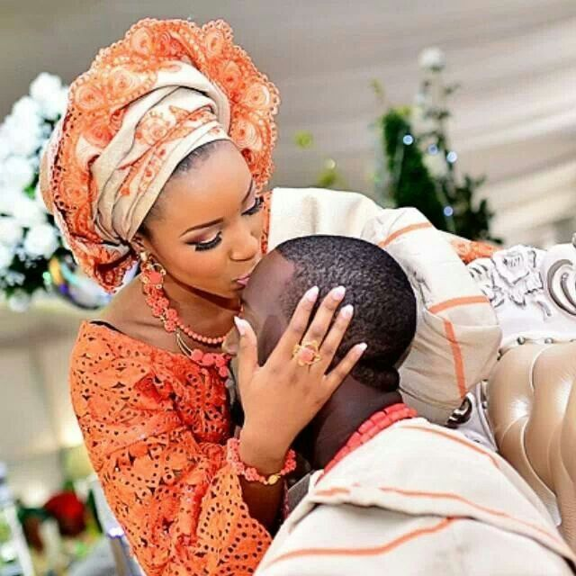 Traditional Nigerian Wedding Gifts: Traditional Wedding Cakes, Traditional