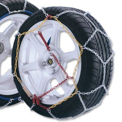ALEKO Size 90 Pair of Passenger Car Snow Chain 12mm. For product ...
