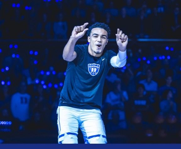 Tre Jones Virginia basketball, Duke basketball, Football