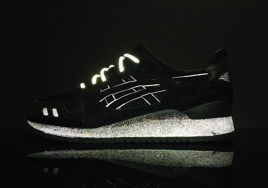 Solefly X Asics Gel Lyte Iii Night Haven Release Reminder