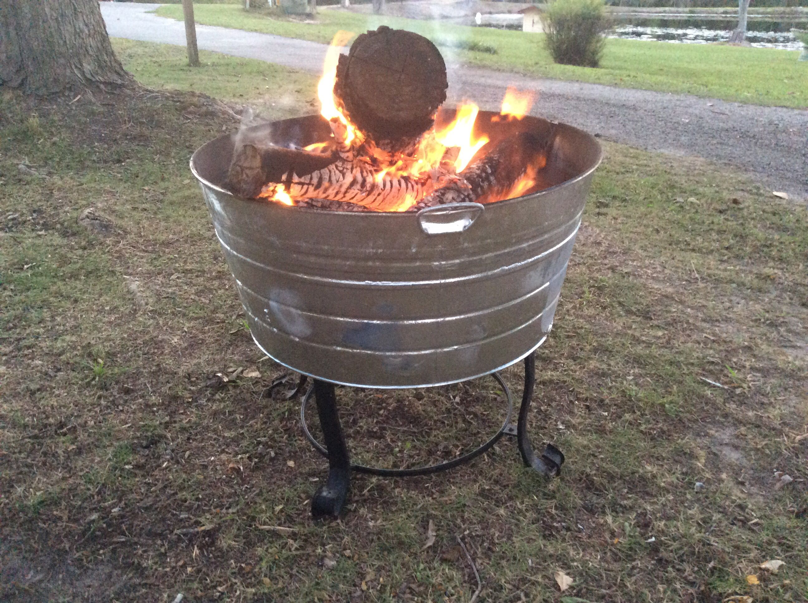 kevin s fire pit fire pits pinterest craft ideas