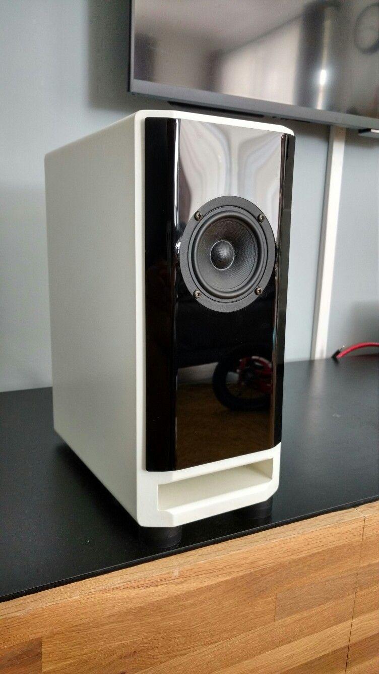 Hobby Hifi Picolino 3 Diy Speaker Breitband Lautsprecher Fullrange Speaker Oliver Leetz Bookshelf Speakers Diy Diy Speakers Audio Design