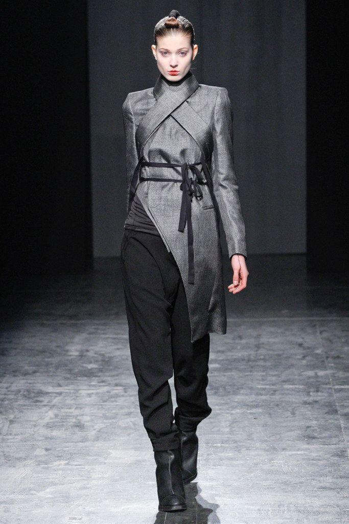 Nicolas Andreas Taralis Fall 2012 Ready-to-Wear Fa
