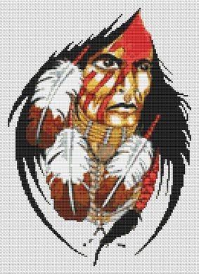 Free Native American Cross Stitch Native American Cross Stitch