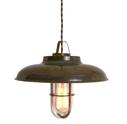 Mullan lighting show details for tyzer minimalist industrial pendant light