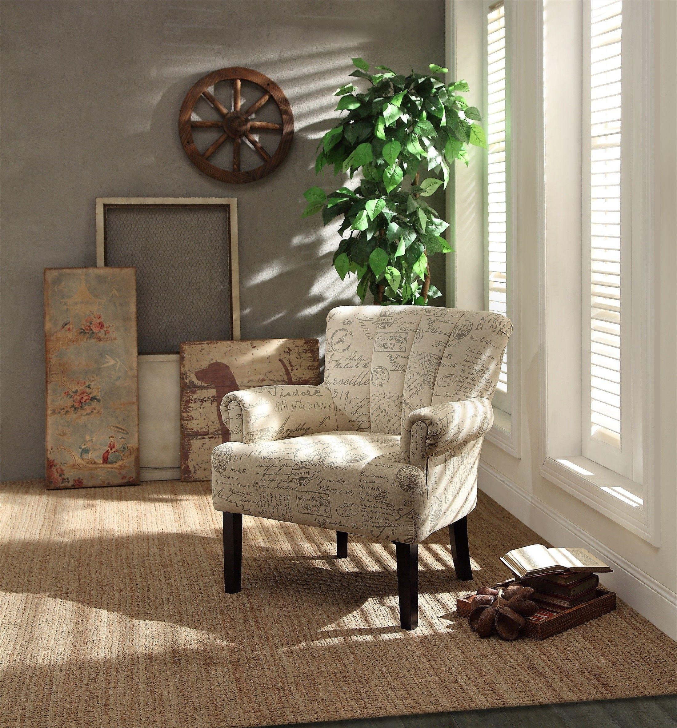 Sensational Arrow Furniture Transitional Fan Back Printed Accent Chair Theyellowbook Wood Chair Design Ideas Theyellowbookinfo