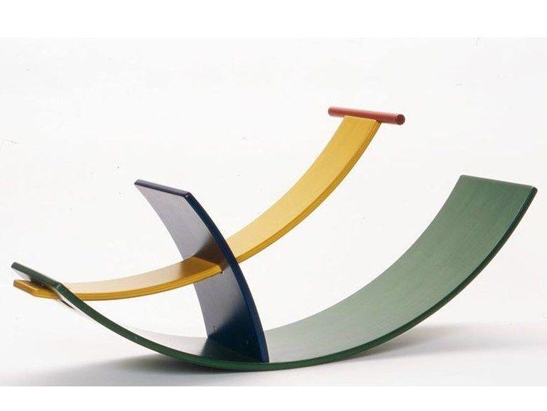 Mecedora para niños HIPPO by Timkid diseño Wolfgang Rebentisch ...