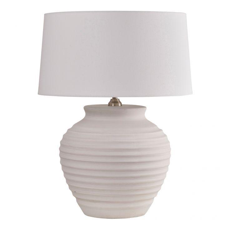 Durban Lamp In 2020 Lamp White Lamp White Ceramic Lamps