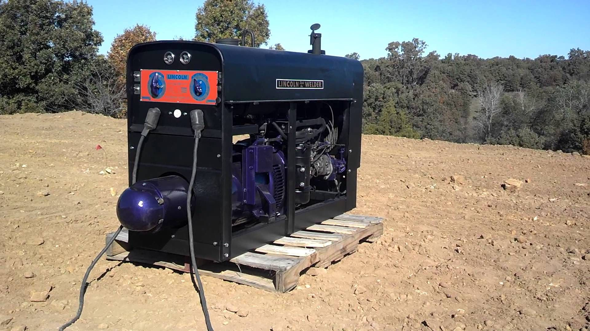 Sa200 Welder Maxresdefault Sa 200 Pinterest Welding Rigs Lincoln Gas Tank