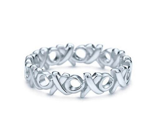 84342ac9f Tiffany Jewelry Xo Piece Together Ring This Tiffany Jewelry Product  Features: Category:Tiffany & Co Rings Material: Sterling Silver