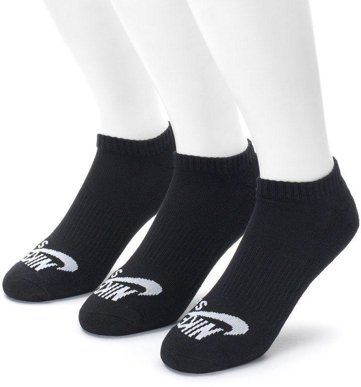 988d93668ca7 Nike Men s SB 3-pack No-Show Skate Socks