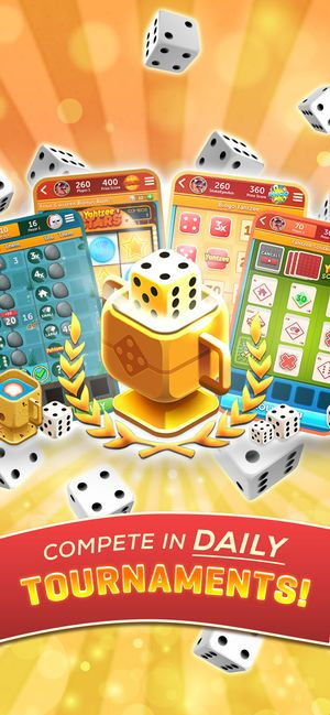 Yahtzee® with Buddies Dice on the App Store Gothic