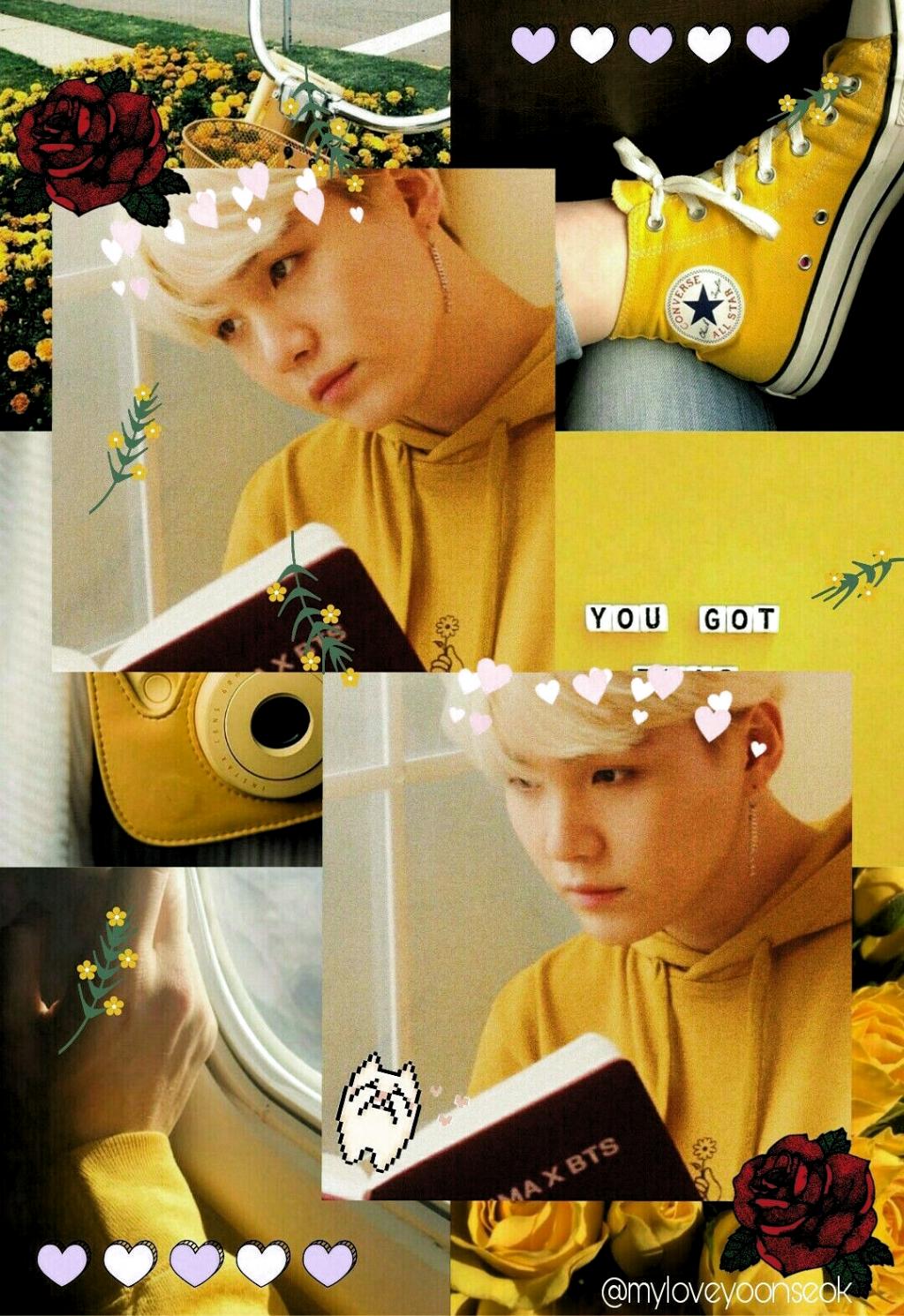 Untitled In 2020 Bts Wallpaper Iphone Wallpaper Yellow Bts