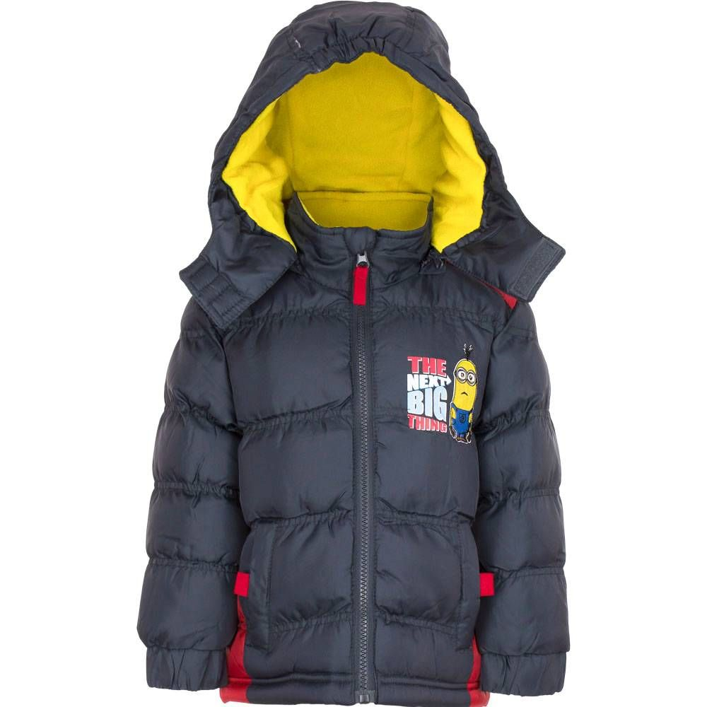 Kinder Winterjas.Minions Sweater Uit Groothandel En Import Minions Winterjas