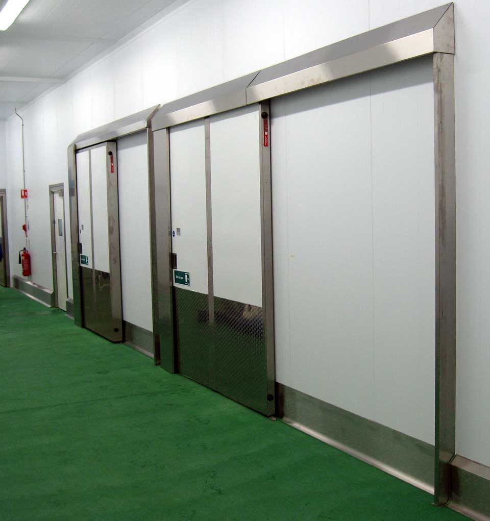 Horizontal Sliding Fire Doors http://www.booth-industries.co.uk ...