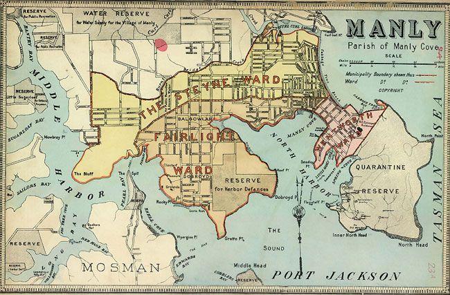 Maptitude1 Sydney Map Map Vintage Maps