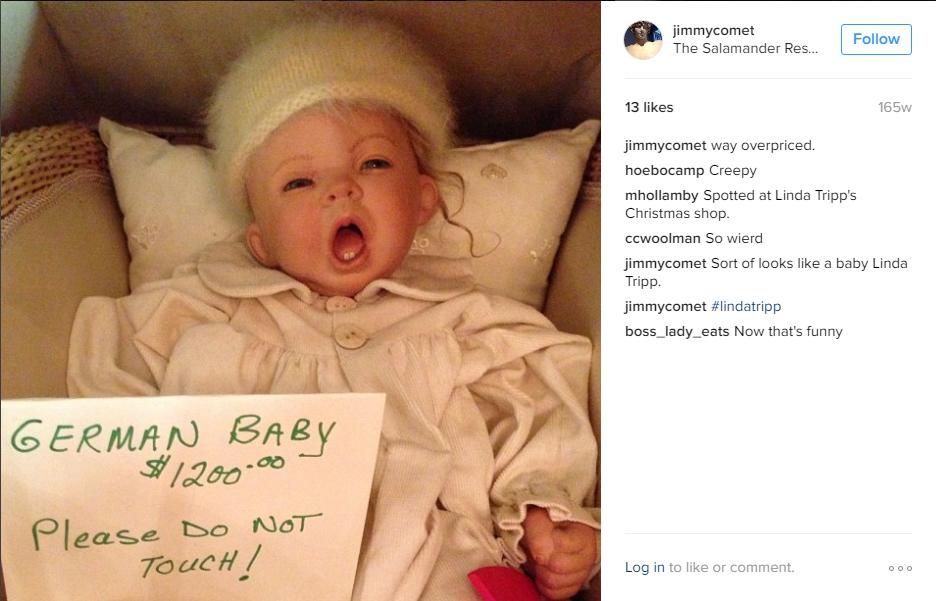 James Alefantis Instagram | See, Kriegerin