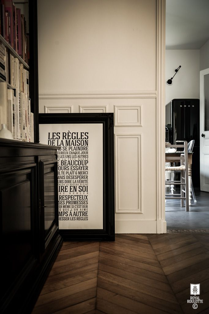 HOME RULES - ROYAL ROULOTTE -★- INTERIOR DESIGN STUDIO