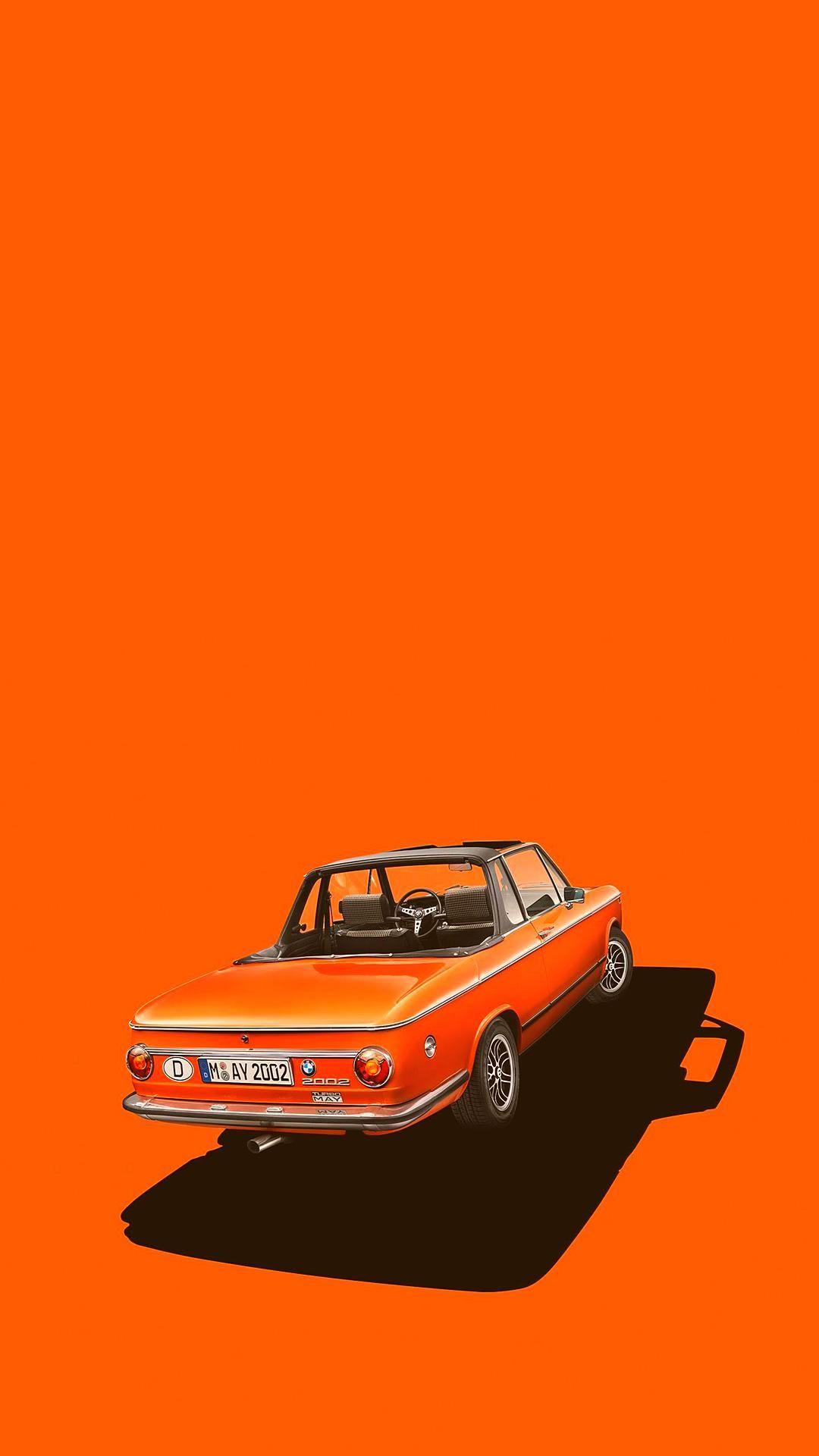 Classic Car Minimal Wallpaper 1080x1920 Automotive Artwork Iphone Minimalist Wallpaper Car Iphone Wallpaper