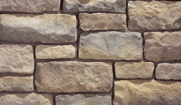 eldorado stone limestone less heavy and less expensive than solid stone