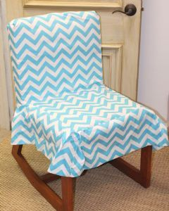 Dorm Room. Cute Chair Cover.