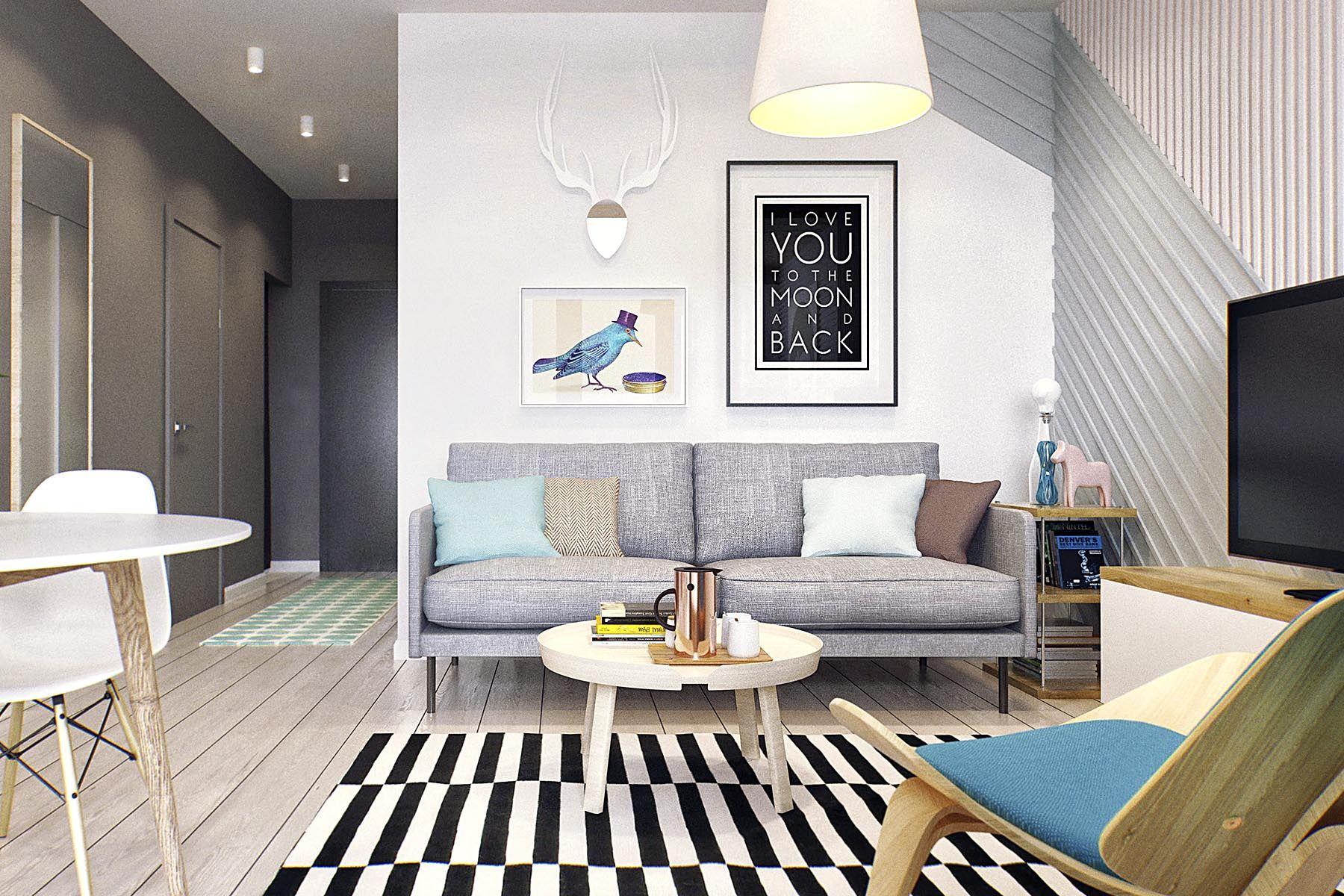 Casas decoradas con ikea trendy por el estudio de ruso son un claro ejemplo de un espacio - Peluquerias decoradas por ikea ...