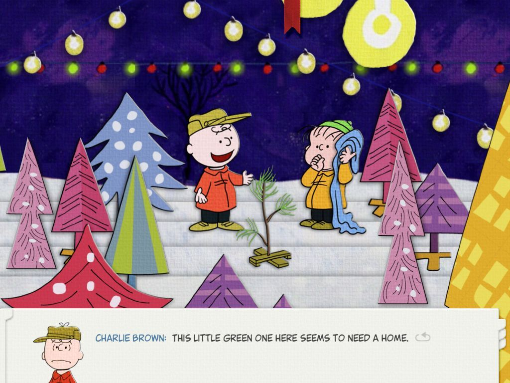 Superb Charlie Brown Christmas Tree Farm Part - 3: Peanuts Christmas | Charlie Brown Christmas Review U2013 Get In The Spirit |  IPhone App .