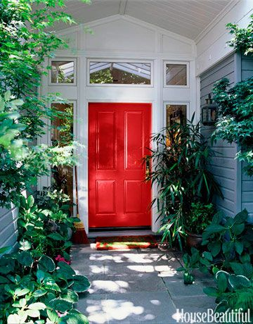 25 Front Door Colors And Ideas For The Prettiest House On The Block