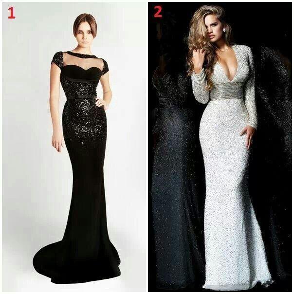 Vestidos Elegantes para Ocasiones Especiales | Vestidos de noche ...