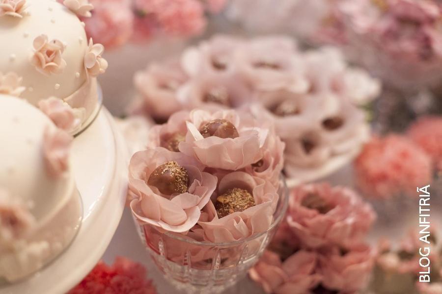 Festa | Flores Rosa | Decoração