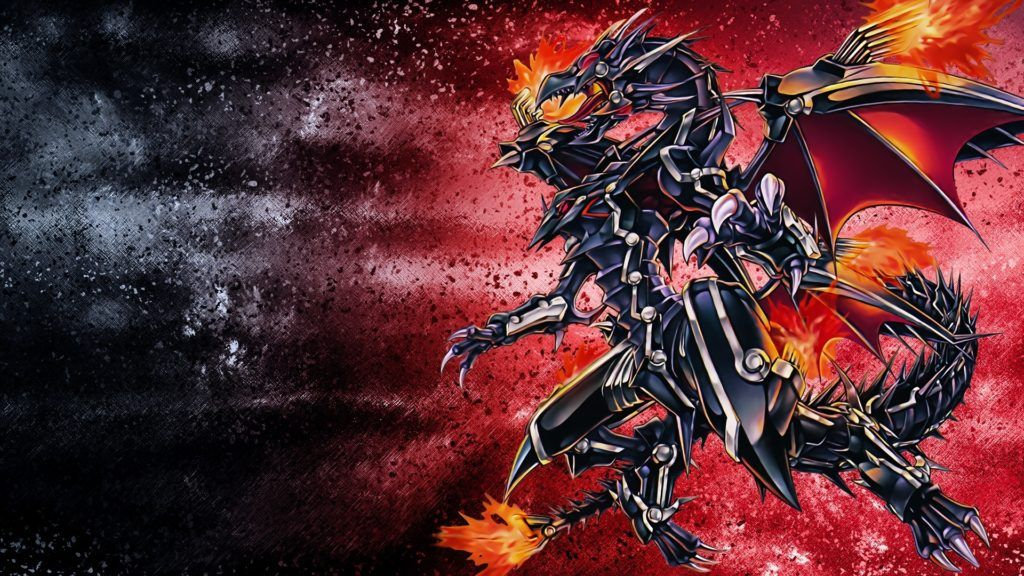 10 Top Red Eyes Black Dragon Wallpaper Full Hd 19201080 For