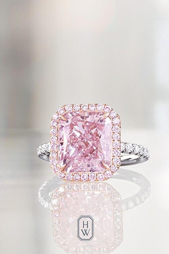 30 Incredible Harry Winston Engagement Rings Pink Diamond Wedding Rings Harry Winston