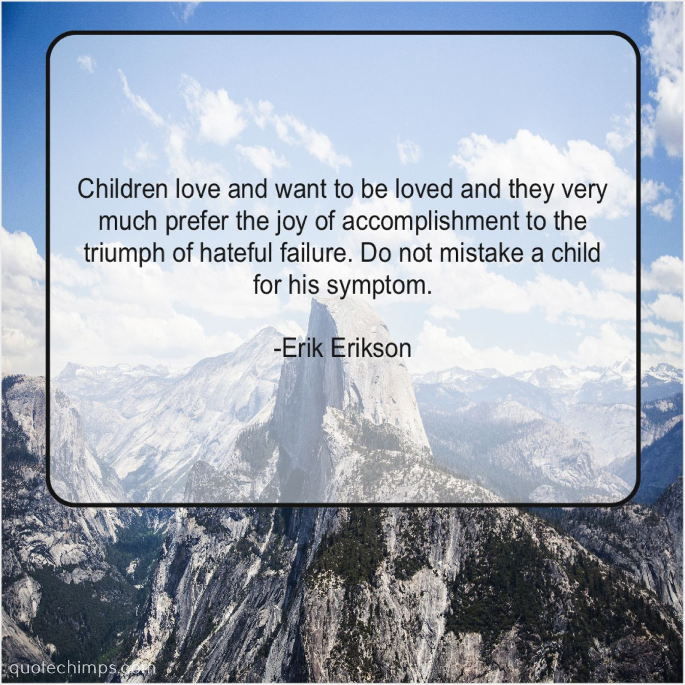 Erik Erikson Children Love And Want To Andrew Cuomo Bad Drivers Erik Erikson