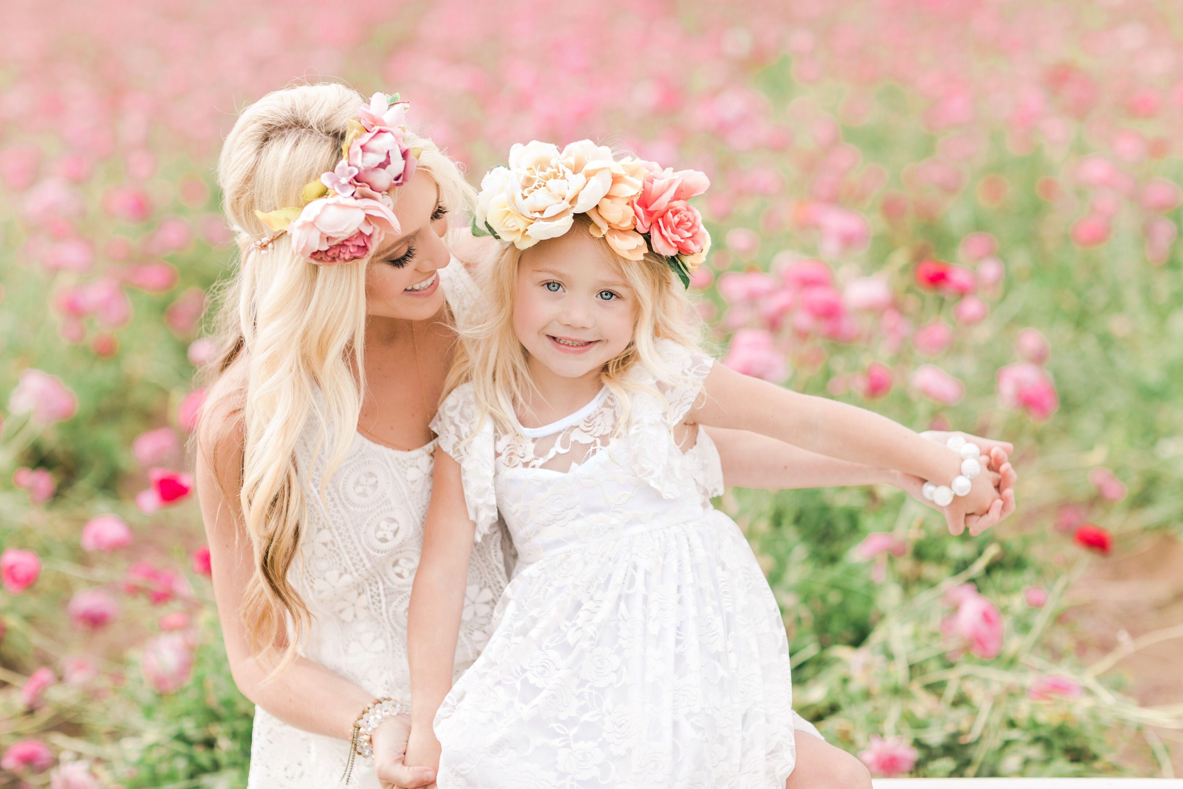 Картинки мама и дочь красивые, басик
