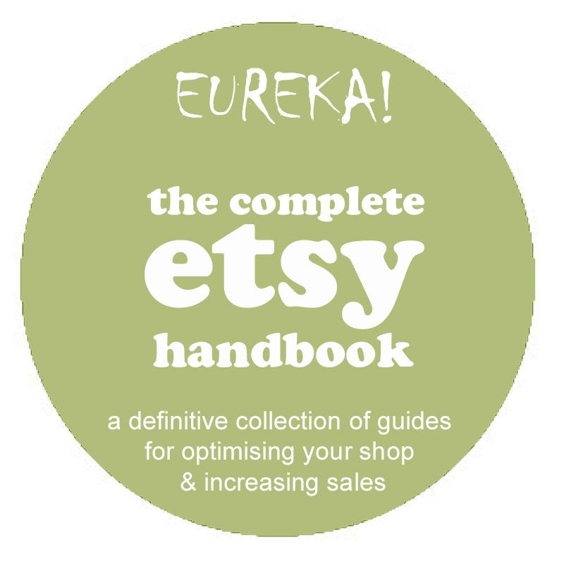 All the Tools You Need for More Sales on Etsy - Kit of 5 PDF Tutorials - Get Ready for Christmas. 29.00, via Etsy.